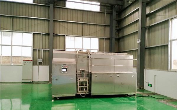 JZB-3000廚餘垃圾處理設備